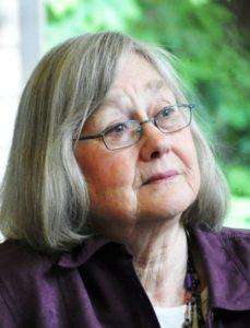 Eileen Kernaghan (photo courtesy of Julie Ferguson)