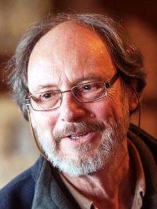 Poet John Pass