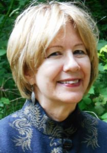 Photo of Terry Ann Carter, poet