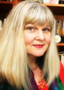 Photo of Rhonda Ganz, poet