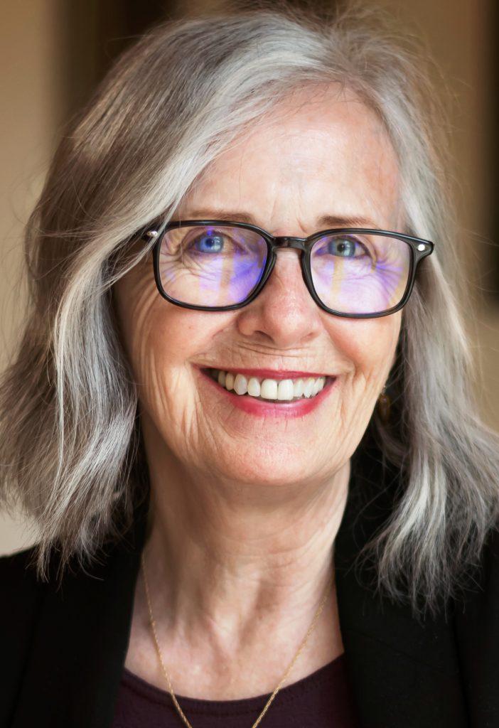 Photo of Sharon Thesen