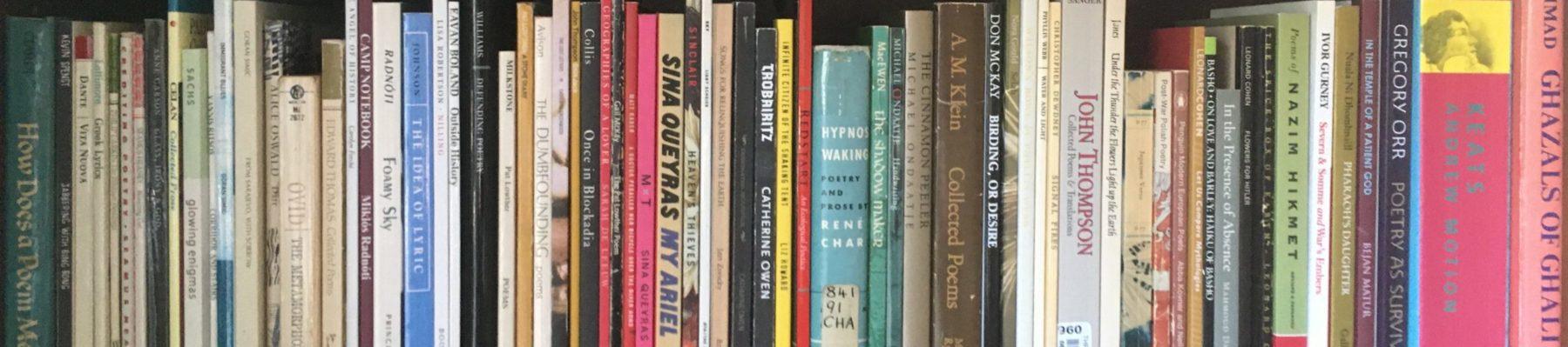 Poets Corner Reading Series